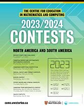 CEMC - Results - Mathematics and Computing Contests